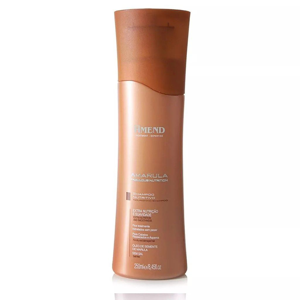 Shampoo Amend Nutritivo Amarula Fabulous Nutrition 250ml