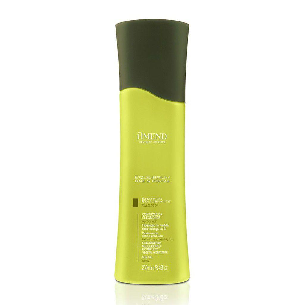Shampoo Equilibrium Raiz & Pontas 250ml Amend