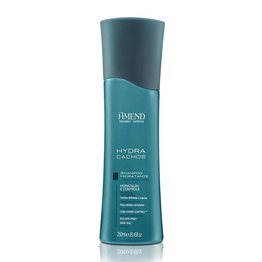 Shampoo Hidratante Hydra Cachos Amend 250ml