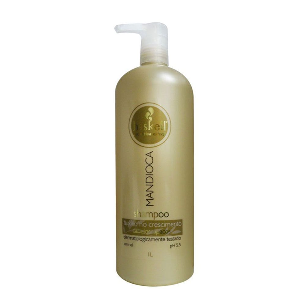 Shampoo Mandioca Haskell 1L
