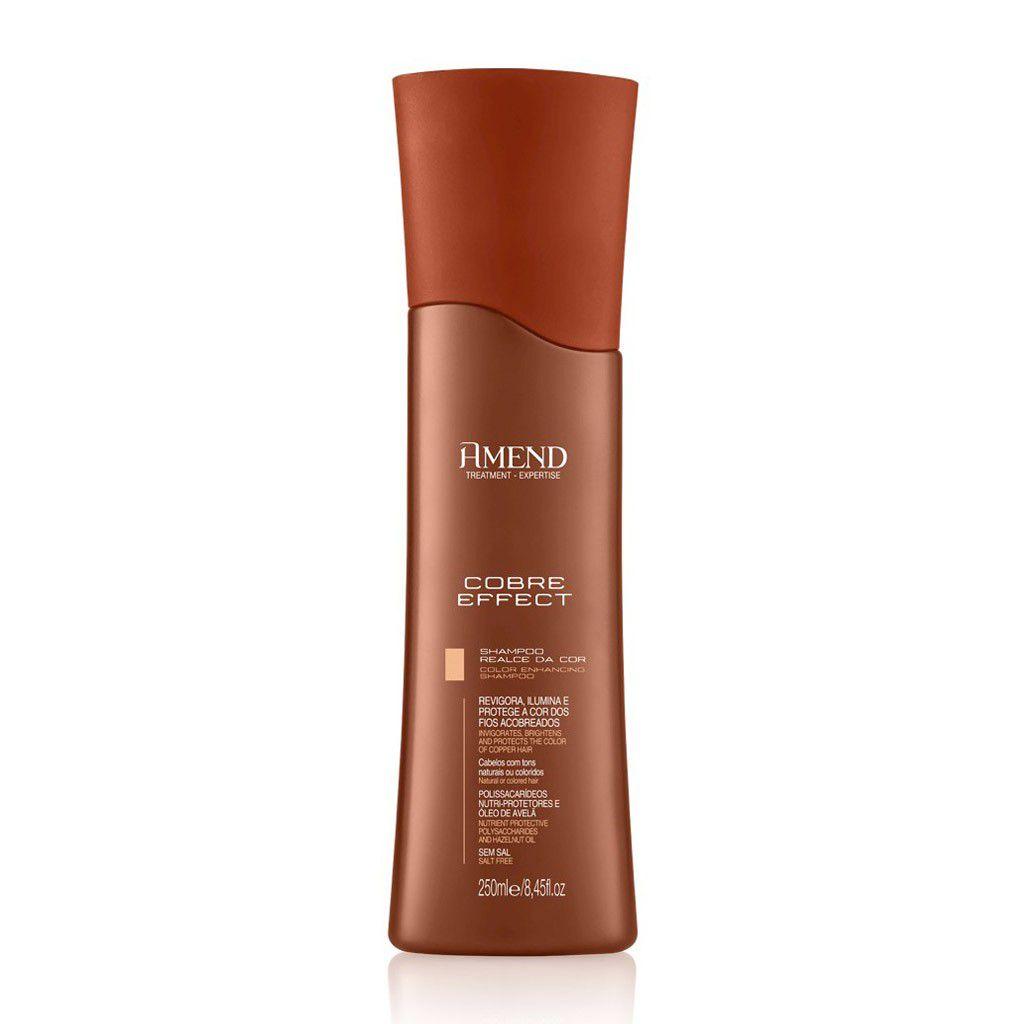 Shampoo Realce Da Cor Cobre Effect Amend - 250ml