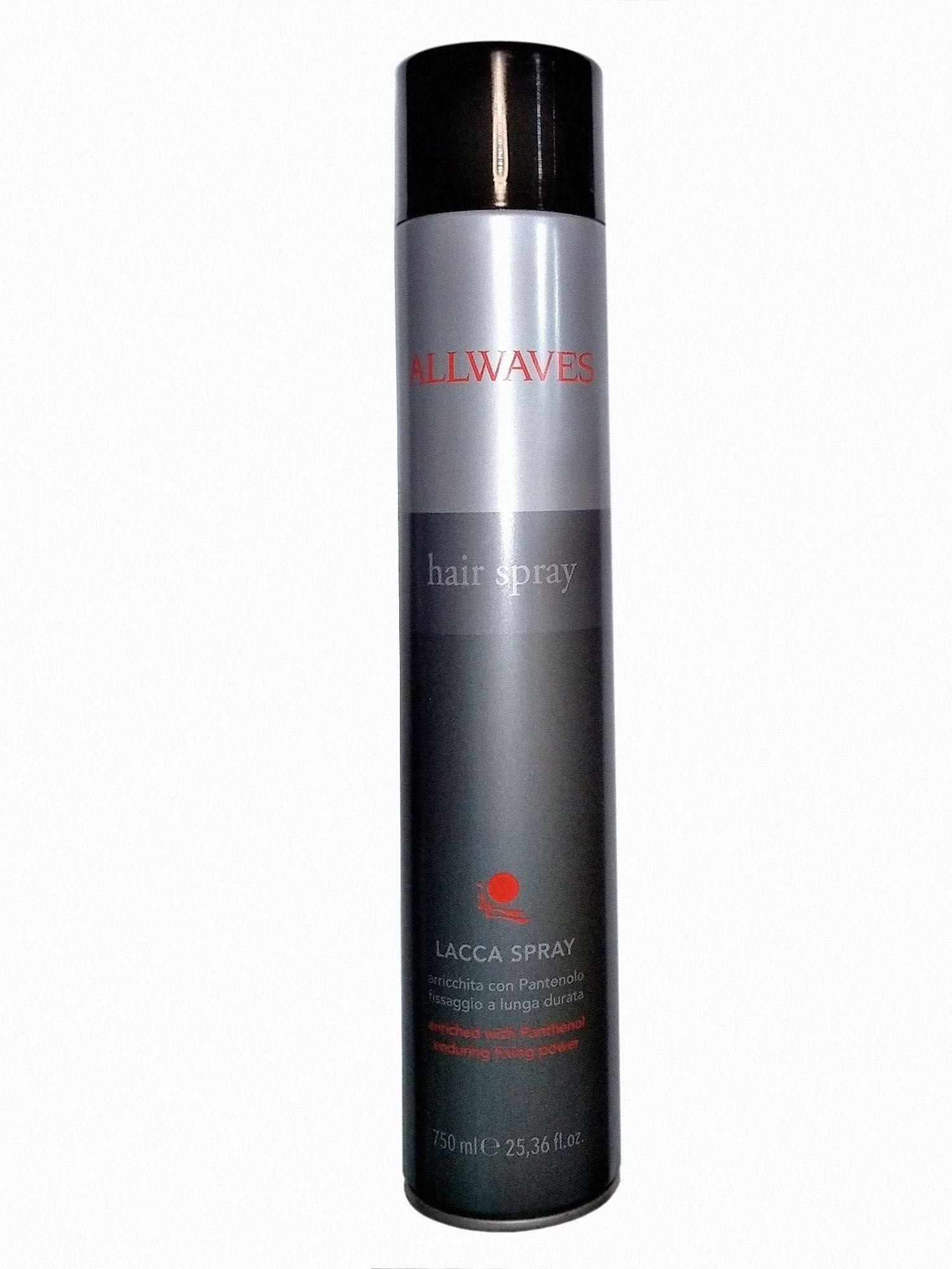 Spray de Cabelo Allwaves - Lacca Spray 750ml