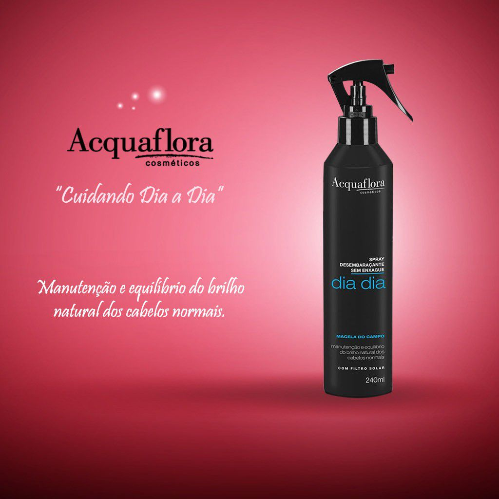 SPRAY DESEMB ACQUAFLORA  DIA DIA