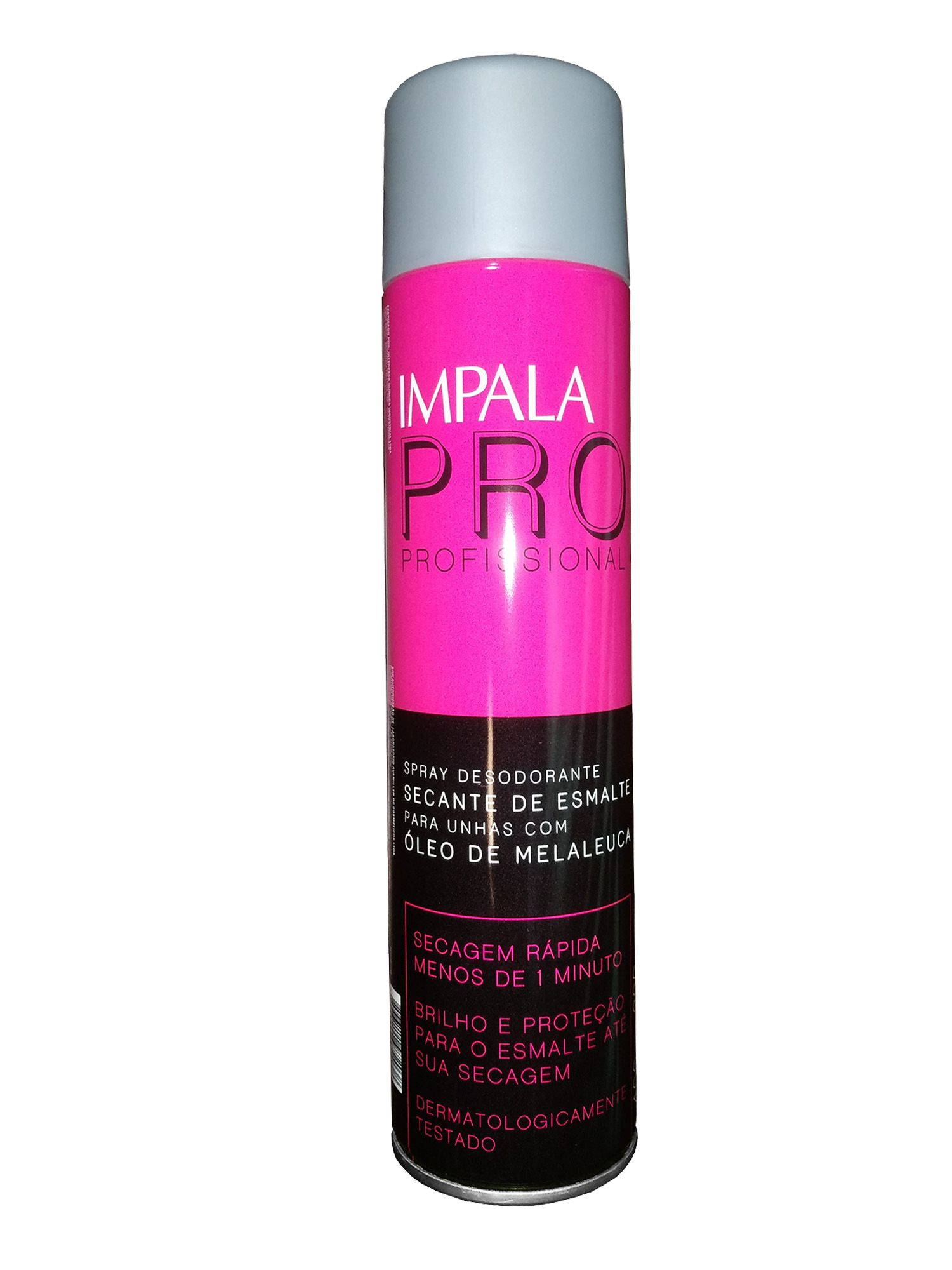 Spray Secante Para Unhas com Melaleuca - Impala Profissional 12 Unidades
