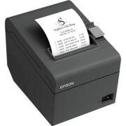Impressora térmica Epson modelo TM-T20 USB / GUILHOTINA