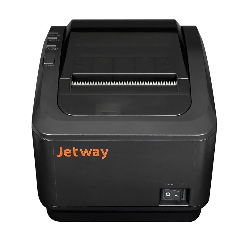 Impressora Térmica USB Jetway tanca JP-500 serrilha e guilhotina  - Loja Ribeirão WCOM Soluções
