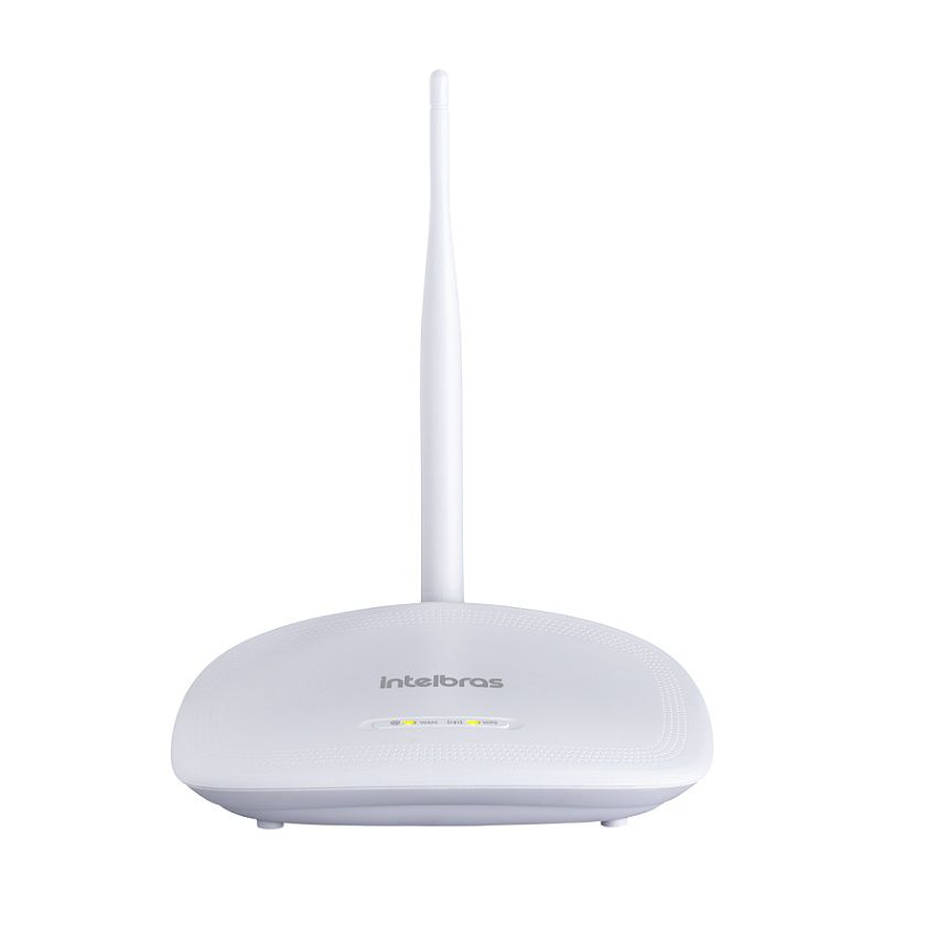 Roteador Wireless Iwr 1000N 2,4Ghz Ipv6 150Mbps Intelbras