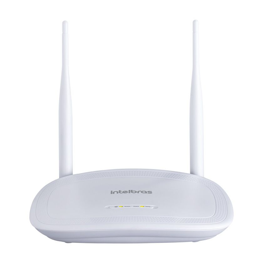 Roteador Wireless Iwr 3000N 2,4Ghz Ipv6 300Mbps Intelbras