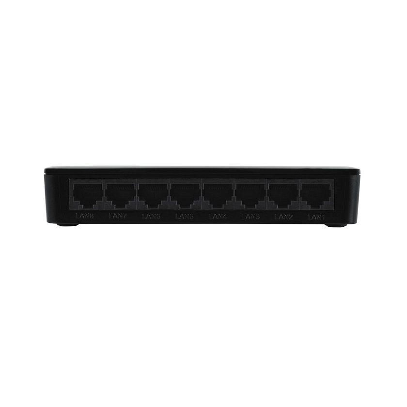 Switch Sf 800 Q+ 8 Portas Fast Intelbras