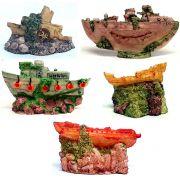 barcos e navios com pedestal
