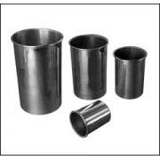 Formas de alumínio CILÍNDRICA