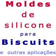 Moldes de Silicone para Biscuit (C-J)
