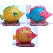 peixe com pedestal nr8