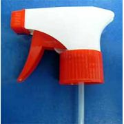 Tampa Gatilho Spray cor branco e vermelho (para todos os frascos)