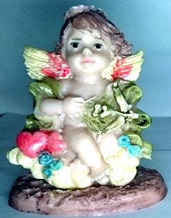 anjos no pedestal  - Momento da Arte