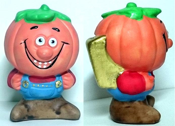 Bob Pumpkin - desejos  - Momento da Arte