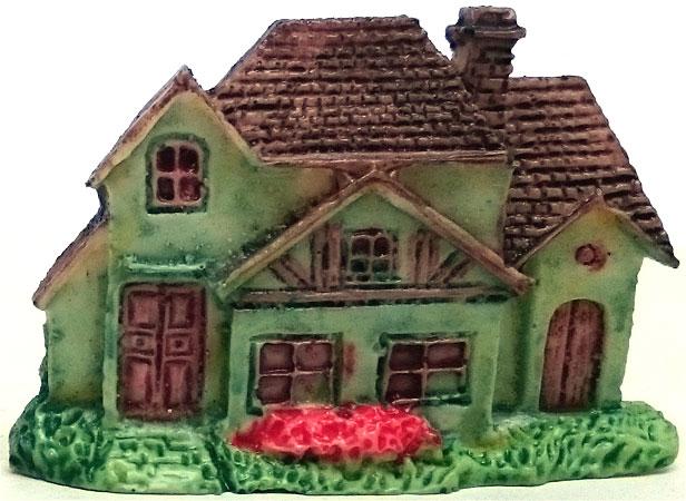 casas com pedestal  - Momento da Arte