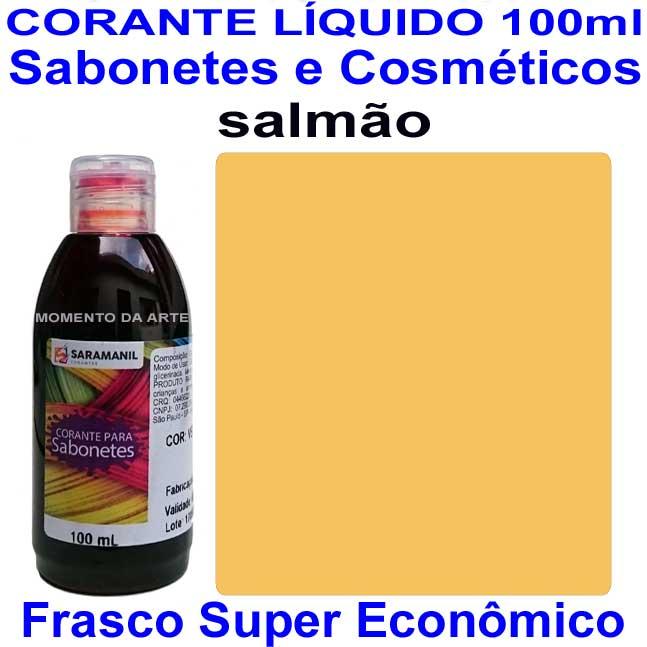 Corantes liquido para Sabonetes e Cosméticos  100ml  - Momento da Arte
