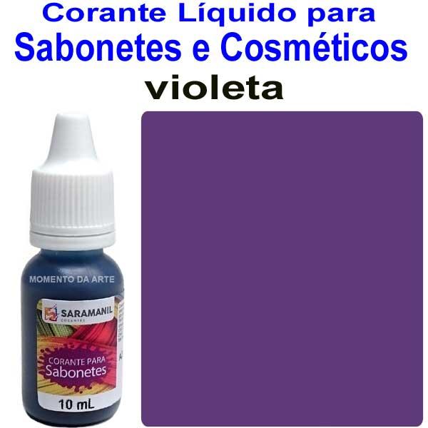 Corantes liquido para Sabonetes e Cosméticos   10ml  - Momento da Arte