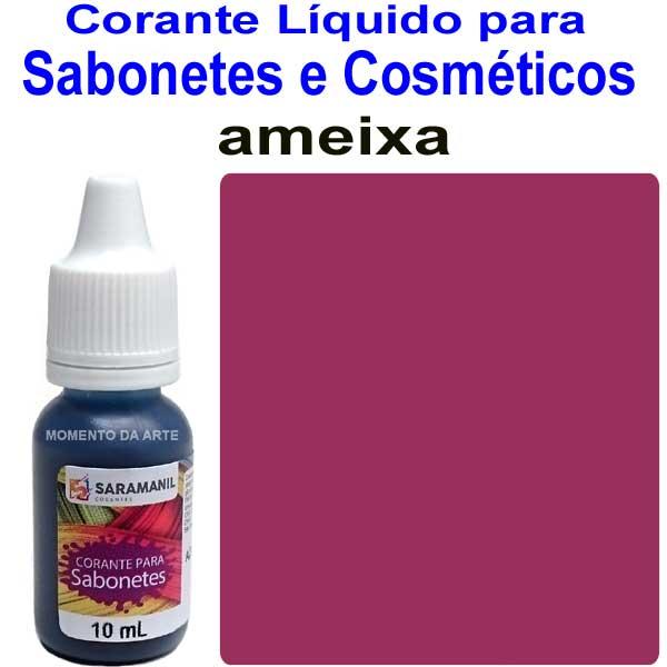 Corantes liquido para Sabonetes e Cosméticos   10ml