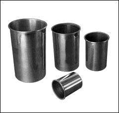 Formas de alumínio CILÍNDRICA  - Momento da Arte