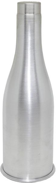 Formas de alumínio GARRAFA (2 modelos)  - Momento da Arte