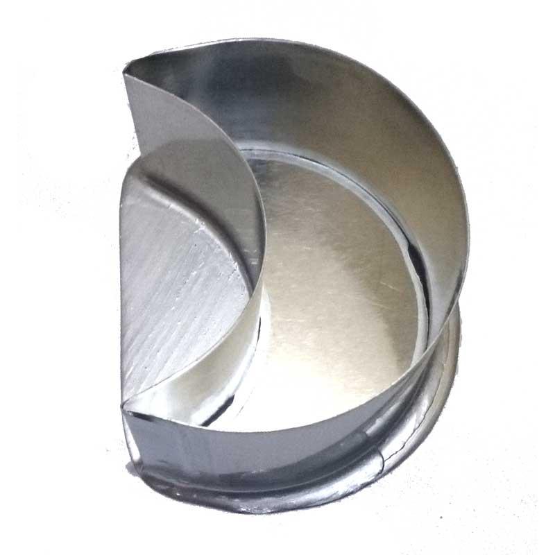 Formas de flandres LUA 05x07x4,5