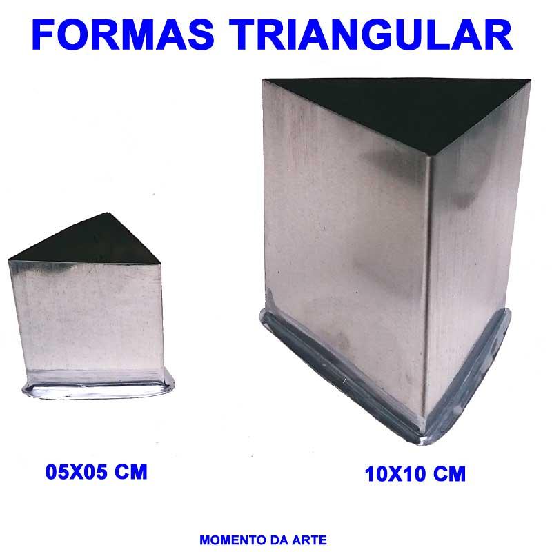 Formas de flandres TRIANGULAR