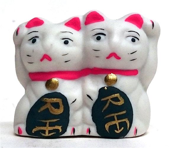 Gatos da sorte (Maneki Neko)  - Momento da Arte