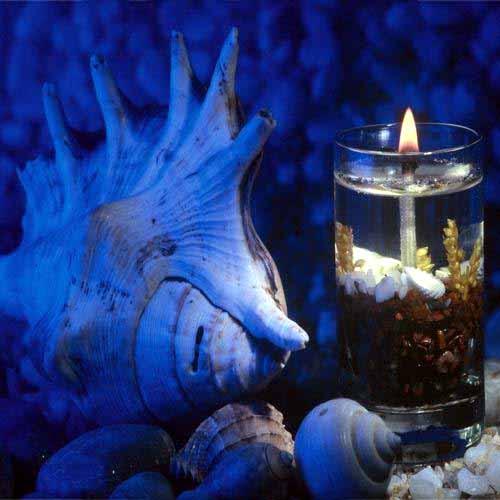 Parafina Gel Transparente para velas 1kg