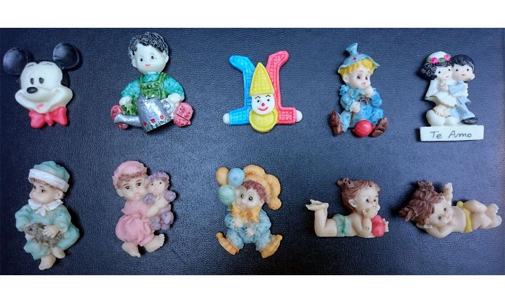 Imãs de Geladeira - Infantis  - Momento da Arte