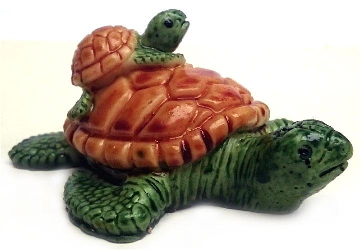 tartarugas  - Momento da Arte