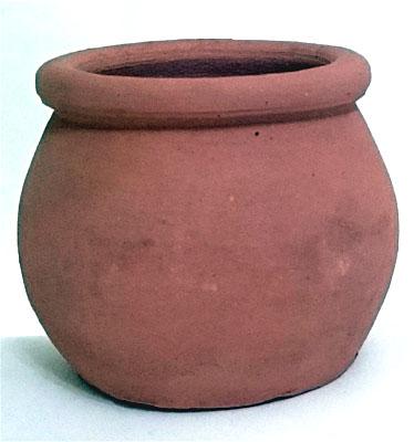 vasinho de cerâmica