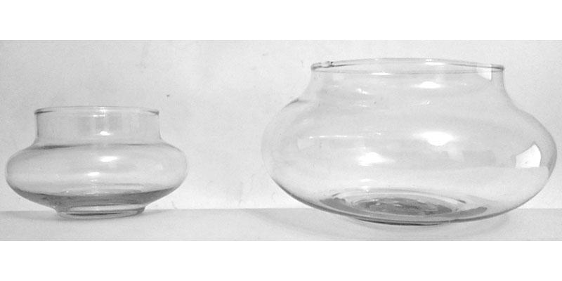 vidro pagodinho  - Momento da Arte