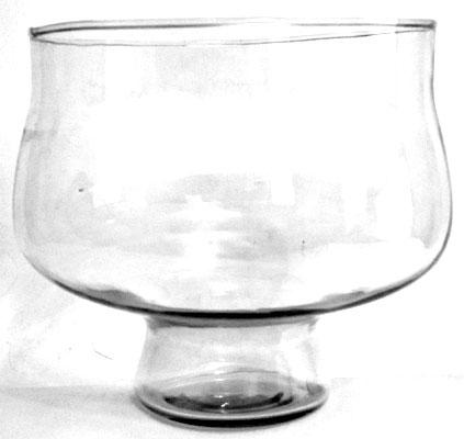 vidro taça com pé  - Momento da Arte