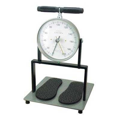 Dinamômetro Dorsal Capacidade 200 kgf ( divisões 1 kgf ) - Kratos