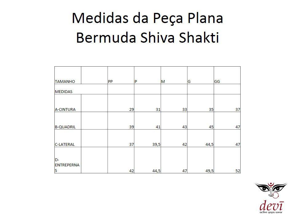 Bermuda Shiva Shakti