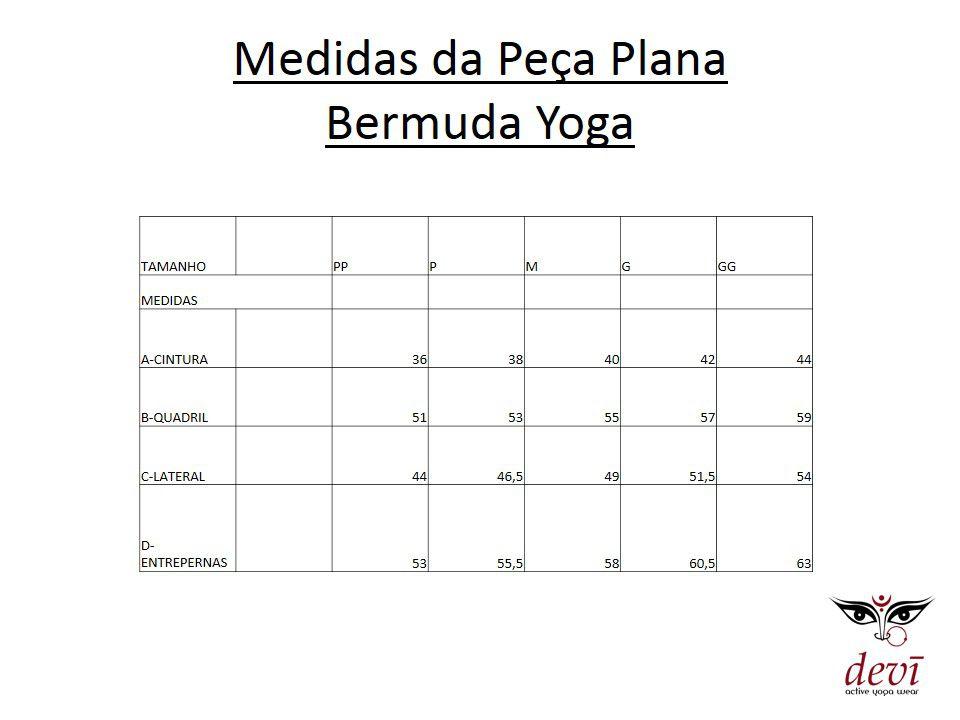 Bermuda Yoga Moletom Ecológico