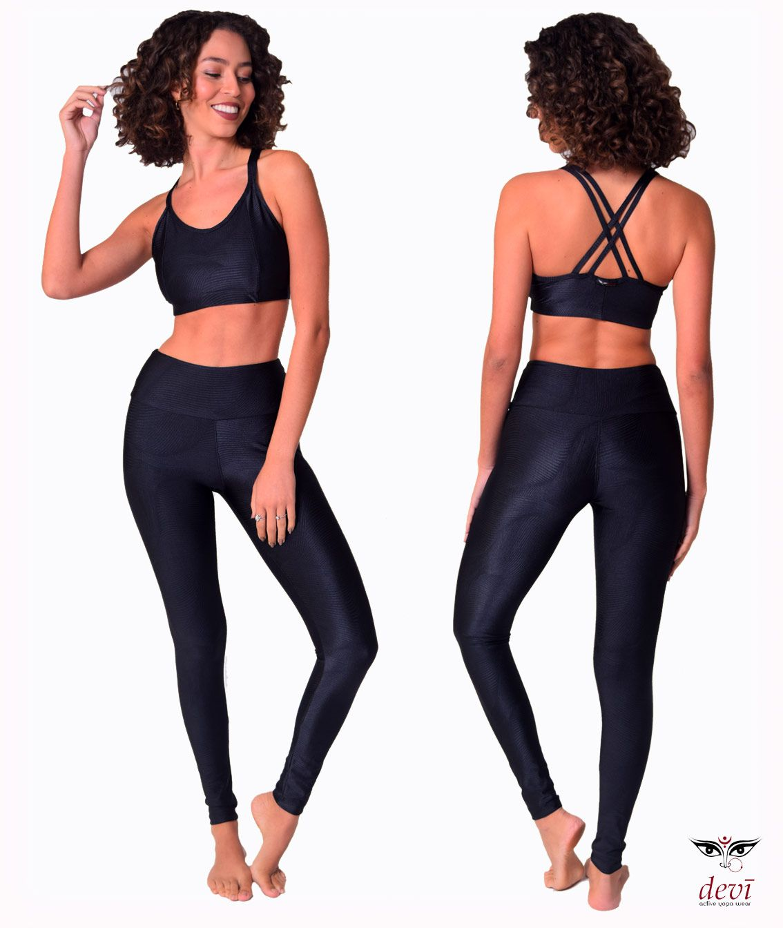 Legging Yoga Kurma