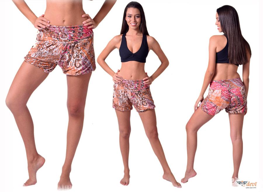 Short Brahma Estampado