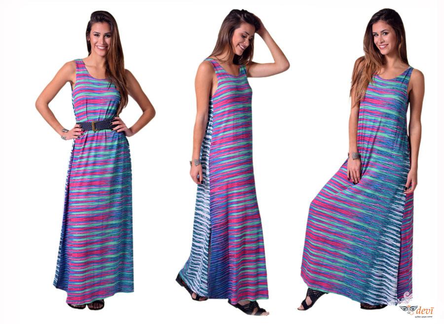 Vestido Shakti Estampado