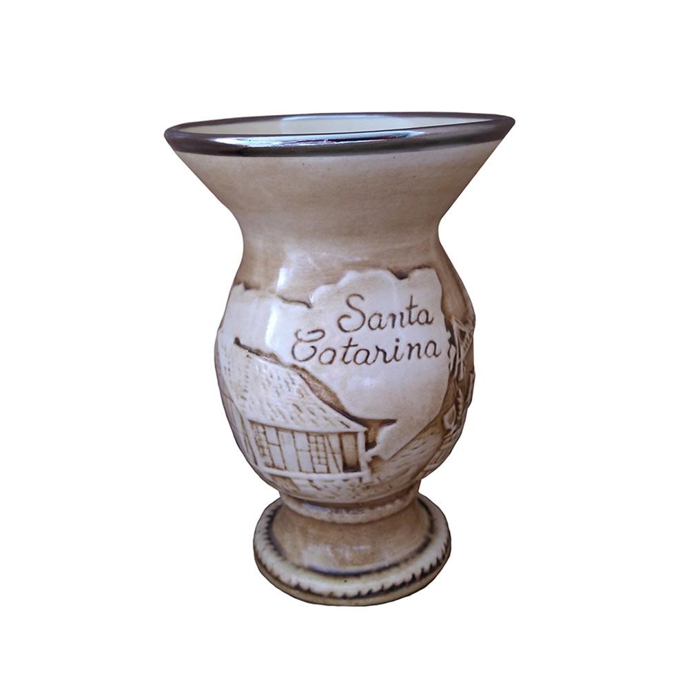 Cuia de Porcelana