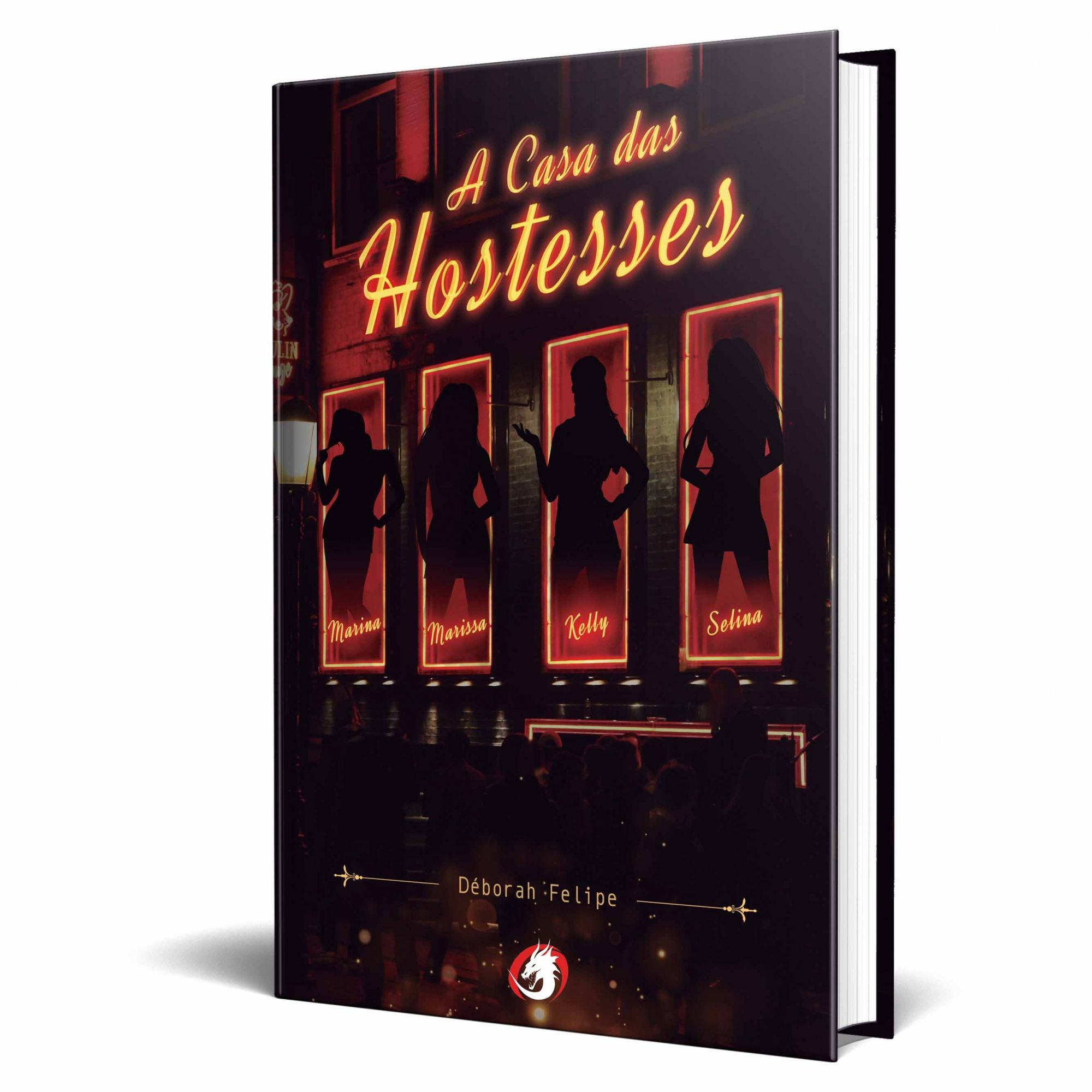 Livro A Casa das Hostesses