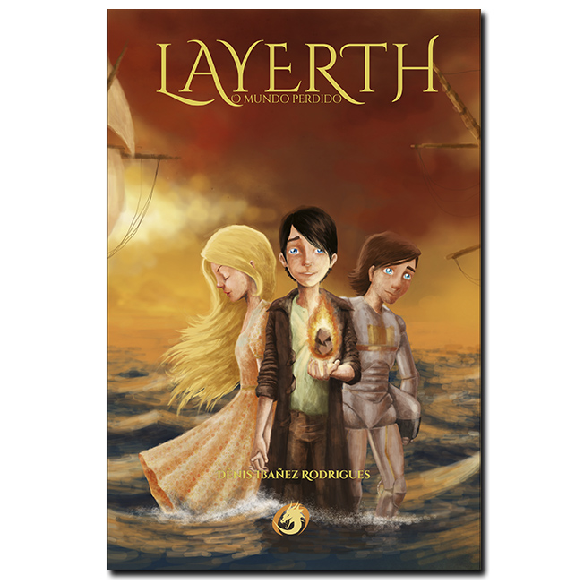 Livro Layert - O Mundo Perdido