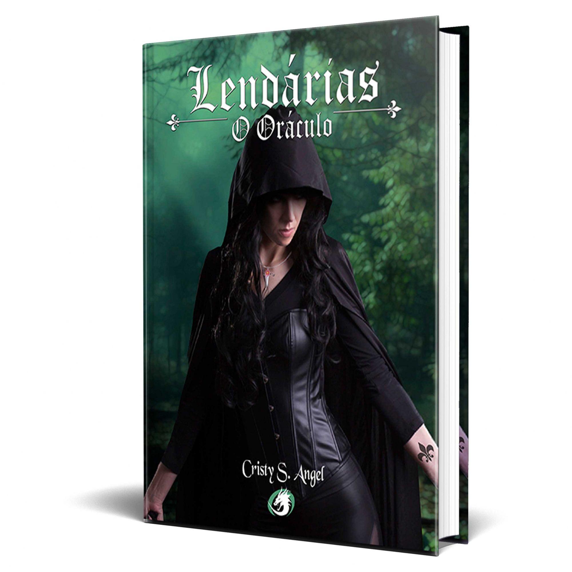 Livro Lendárias - O Oráculo