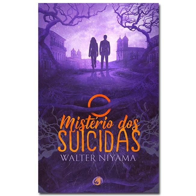 *** Pré-Venda *** do Livro O Mistério dos Suicidas