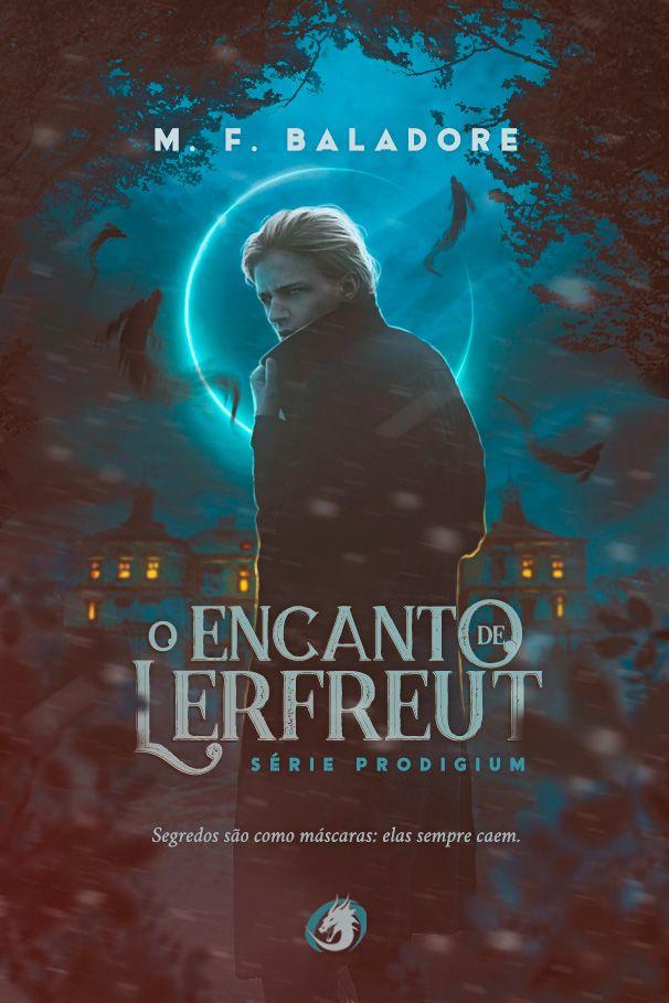 *** Pré-Venda *** do Livro O Encanto de Lerfreut