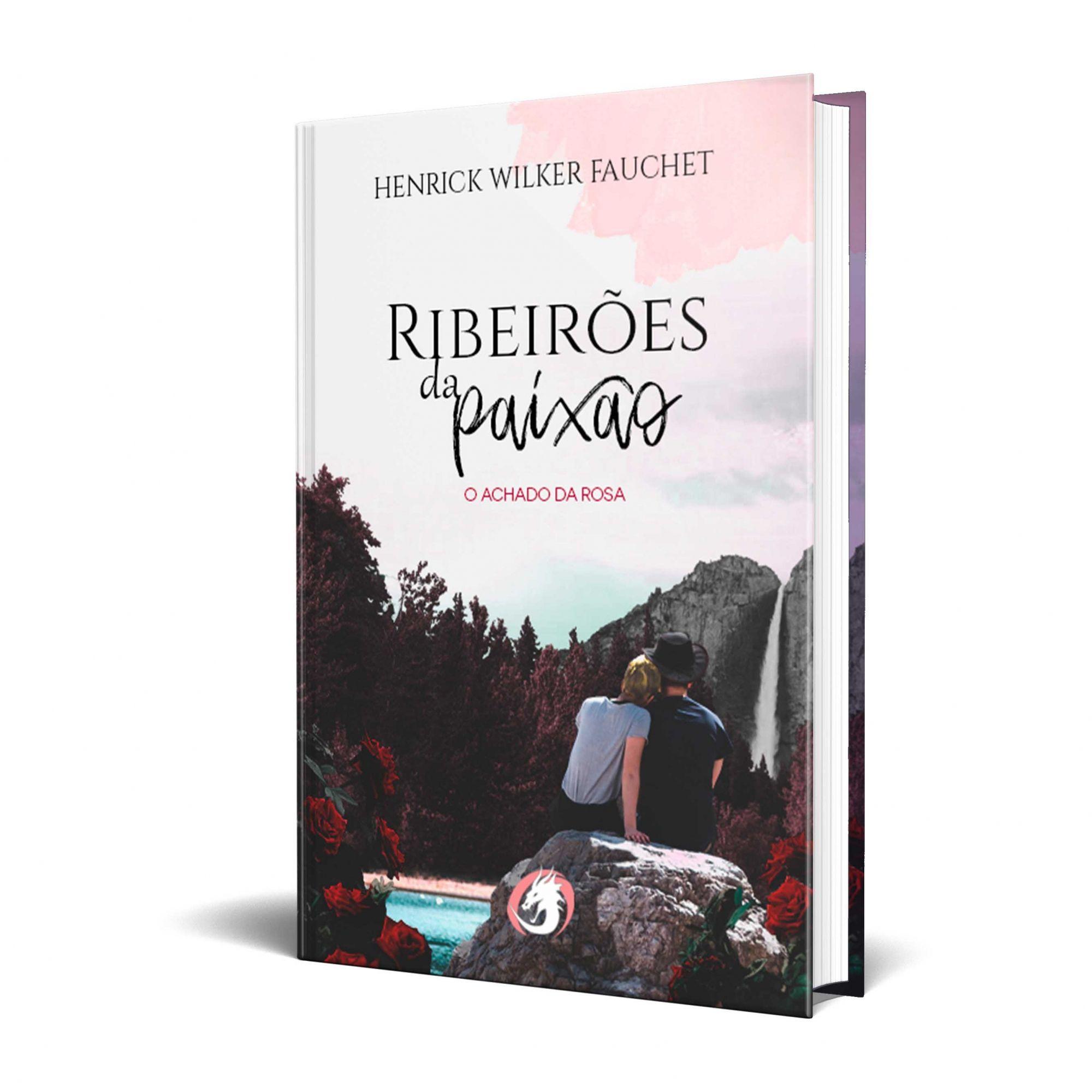 *** Pré-Venda *** do Livro Ribeirões da Paixão - O Achado da Rosa