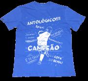 Camiseta Alex Golaço de Letra