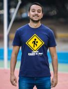 Camiseta Boleiro na Área